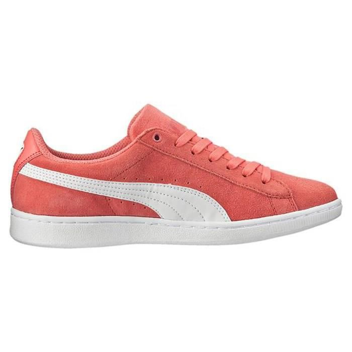 Basket Baskets Femme Vente Puma Achat Vicky Chaussures Rose redxCBo