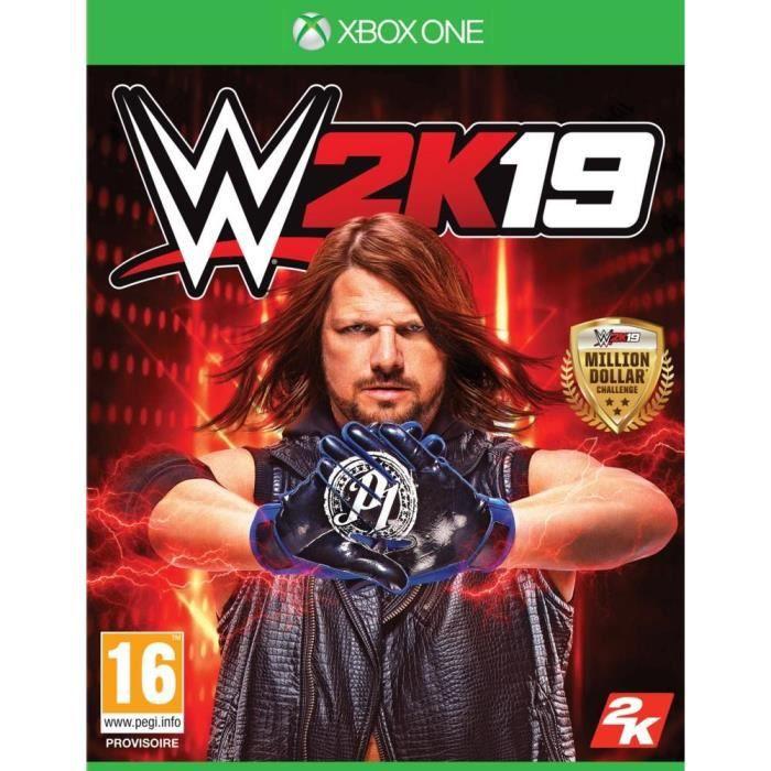 WWE 2K19 conserve le gameplay central de la franchise depuis des années! Quelques modifications modérées ici et là. Le mouvement dans l'anneau est plus rapide et particulièrement simplifié. Cela rend moins difficile la maîtrise du problème de la lutte. Les mini-jeux de soumission sont plus simples...