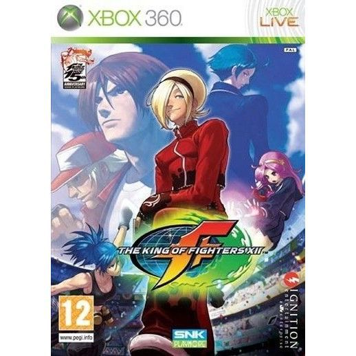JEUX XBOX 360 THE KING OF FIGHTERS XII / JEU CONSOLE XBOX360