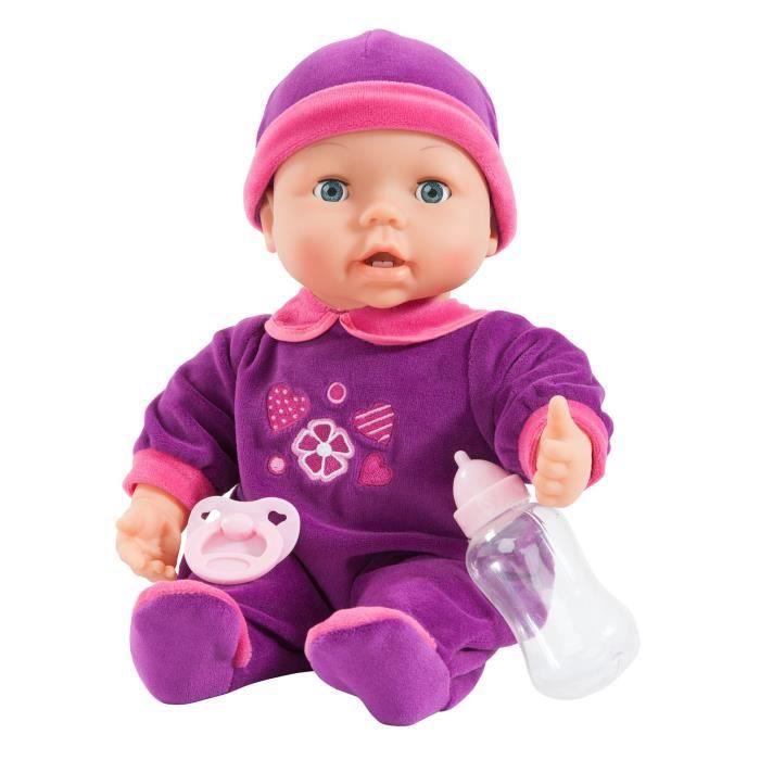 BAYER Magic Teeth Baby 38Cm, Bébé Dent Magique Avec La Fonction