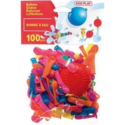 KIMPLAY 100 ballons bombe à eau