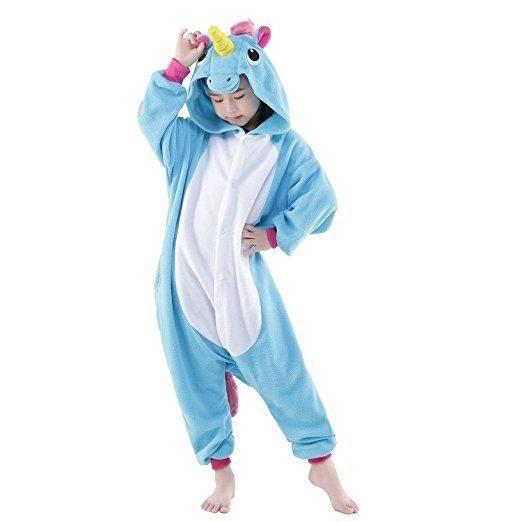 combinaison pyjama licorne enfant achat vente jeux et jouets pas chers. Black Bedroom Furniture Sets. Home Design Ideas