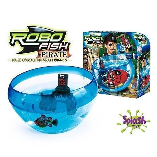 Poisson robot fish achat vente jeux et jouets pas chers for Jouet aquarium poisson
