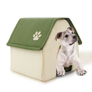Niche interieur chien achat vente niche interieur chien pas cher cdiscount - Niche pliable pour chien ...