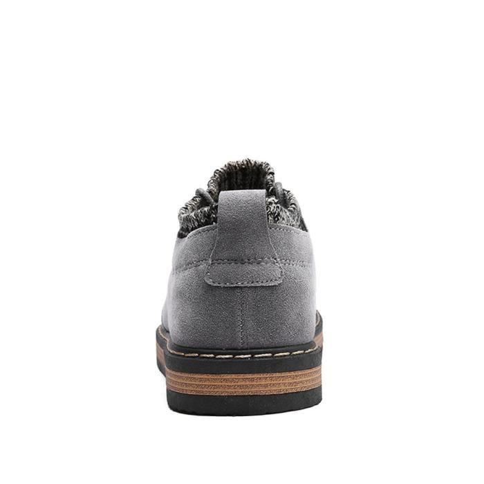 yzx307 Sneakers Homme Marque De Luxe Meilleure 2017 Sneaker Poids Léger Confortable Chaussure Poids Léger Antidérapant Grande