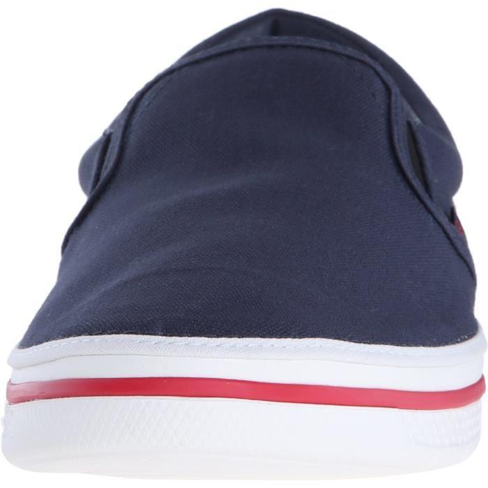 Crocs Chaussure de toile plate slip-on pour hommes Q8HOI