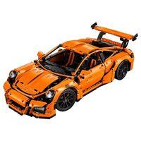 KIT MODÉLISME LEPIN 20001 2758pcs Série technique Porsche 911 GT