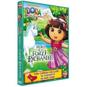 DVD DESSIN ANIMÉ DVD Dora et la forêt enchantée