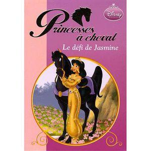Livre 6-9 ANS Le défi de Jasmine