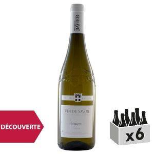 VIN BLANC Philippe et Sylvain Ravier Vin de Savoie Apremont