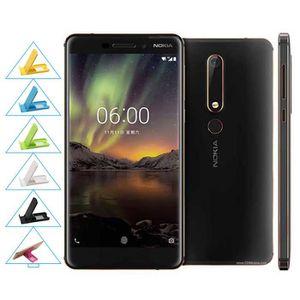 SMARTPHONE Noir Nokia 6.1 32GB Single SIM Card occasion déblo
