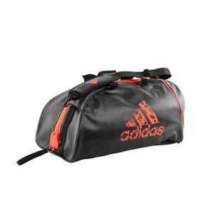 SAC DE SPORT Sac de sport Adidas convertible Noir et Orange L N