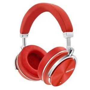 CASQUE - ÉCOUTEURS Bluedio T4S Bluetooth Casque Avec Microphone ANC A