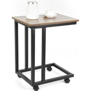 TABLE D'APPOINT PERFECT Table d'appoint mobile, Table basse/angule