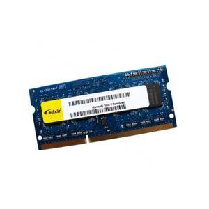 MÉMOIRE RAM 2Go RAM PC Portable ELIXIR M2S2G64CB88G5N-CG SODIM