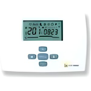 THERMOSTAT D'AMBIANCE Thermostat d'ambiance filaire TRL 7.26 ELM LEBLANC