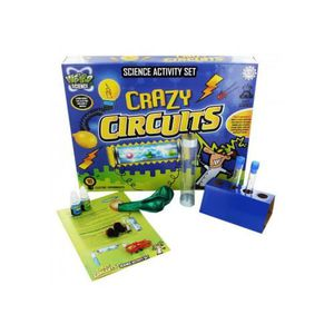 LIVRE SCIENCE TERRE Weird Science Circuits fous Set