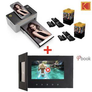 PACK IMPRIMANTE Pack Imprimante KODAK PD450 + 240 photos + Album P