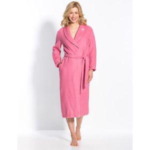 robe de chambre femme courtelle - achat / vente robe de chambre