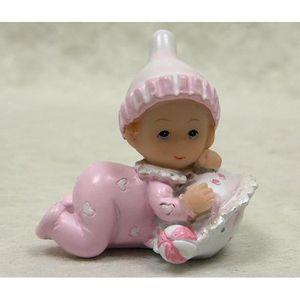 Figurine décor gâteau Sujet bébé fille Pénélope (x2) REF/RES813CF
