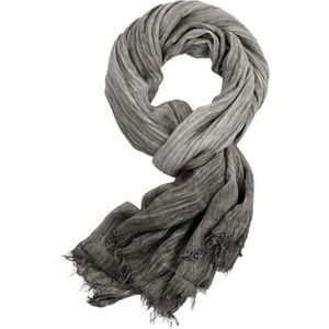 ECHARPE - FOULARD 1 pc hommes hiver doux coton mince bordées de cou