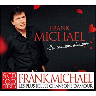 frank michael les chansons d 39 amour achat cd cd vari t fran aise pas cher. Black Bedroom Furniture Sets. Home Design Ideas