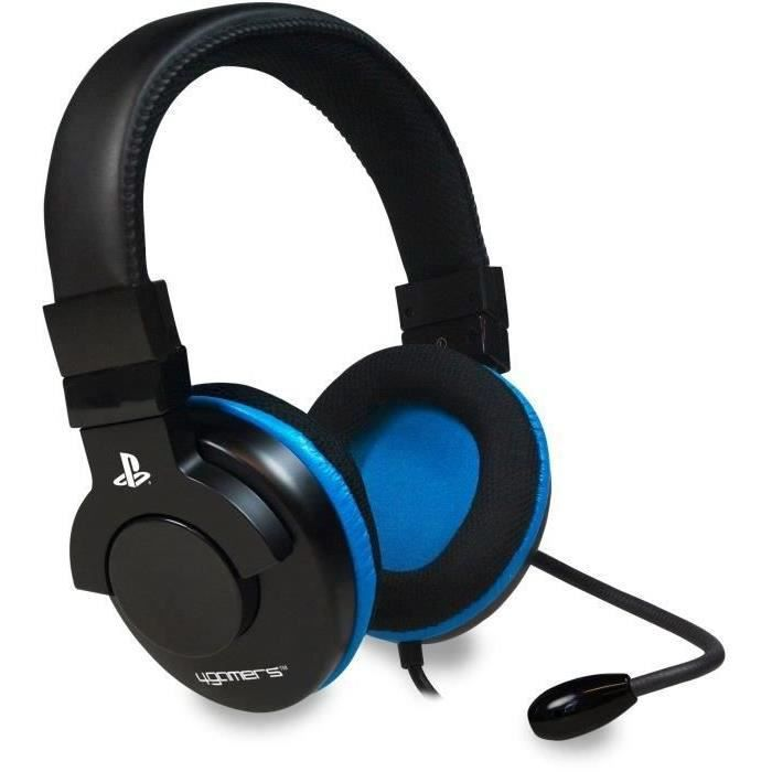 Casque Stereo Gaming pour PS3