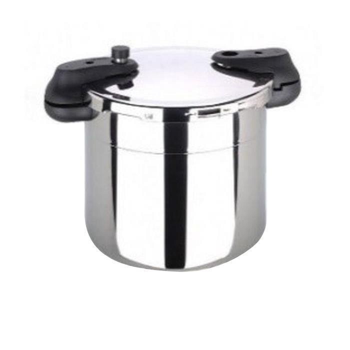 SITRAM Autocuiseur - 10 L - Compatible lave-vaisselle - Toux feux dont induction