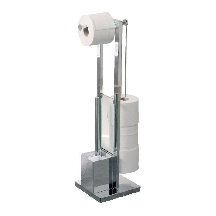 Accessoire wc achat vente accessoire wc pas cher for Accessoires salle de bain et wc