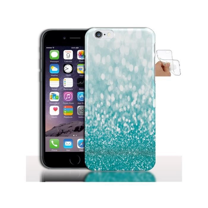 coque iphone 6 silicone strass