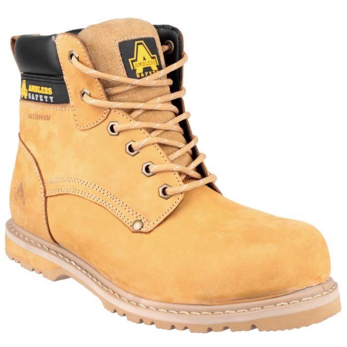 Amblers FS147 - Chaussures montantes de sécurité - Homme AxwRA8B