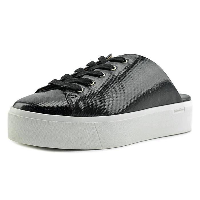 Femmes Calvin Klein Jaleh Chaussures De Mule Xez1nz