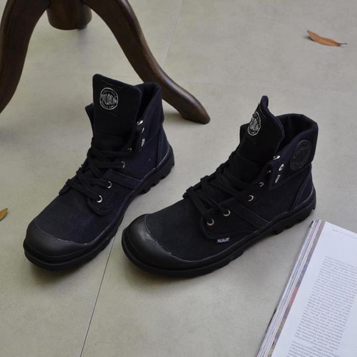 9cc7d65941cda6 Boots Homme, Marqueune Bottes Classiques Homme - Noir Noir Noir ...