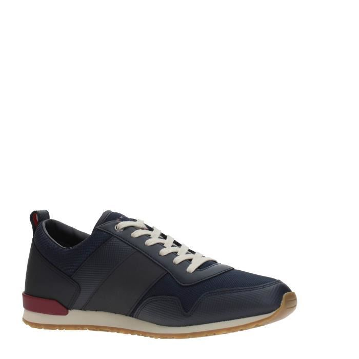 MIDNIGHT Tommy Sneakers Tommy Homme Hilfiger 45 Hilfiger PTq6pfX
