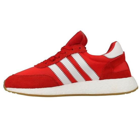 Chaussures Adidas Iniki / Runner Blanc Blanc - Achat / Iniki Vente basket f54aed