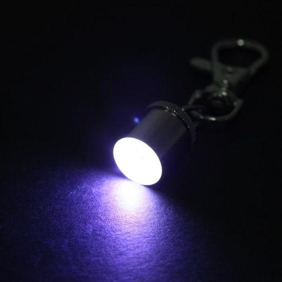 Pour Clignotante De Mini Les Design Porte Animaux Lampe Cles Led Domestiques TlKcF1J