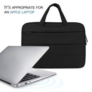 HOUSSE PC PORTABLE Sac pour ordinateur portable 14pouces - Noir Pour