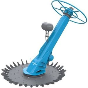 ROBOT DE NETTOYAGE  Robot balai piscine hydraulique NOVARDEN NSB50