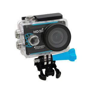 CAMÉRA SPORT DISCOVERY ADVENTURES Full-HD 1080P WLAN Action Cam