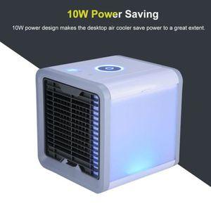 CLIMATISEUR MOBILE Mini Climatiseur Mobile Refroidisseur d'air Hu