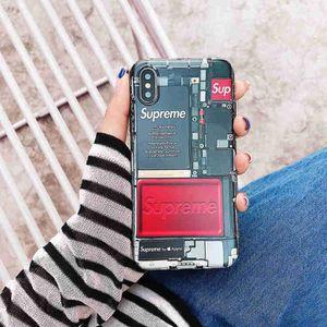 coque iphone supreme 8 plus