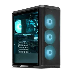 UNITÉ CENTRALE  PC Gamer, Intel i7, GTX1080, 1To SSD, 3To HDD, 64