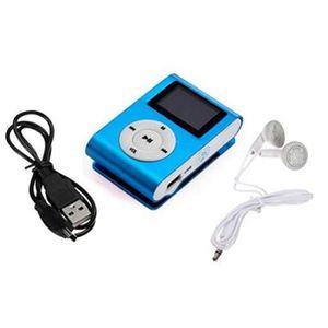 LECTEUR MP3 Lecteur MP3 à carte mémoire - clip ceinture  - Ecr