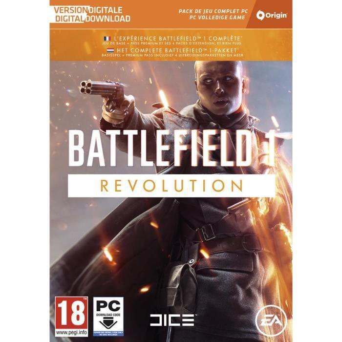 Battlefield 1 Edition Revolution Jeu PC