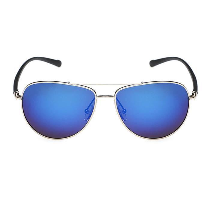 La mode de haute qualité classique sauvage lunettes de soleil unisexe polarisant bu@yzw-22510