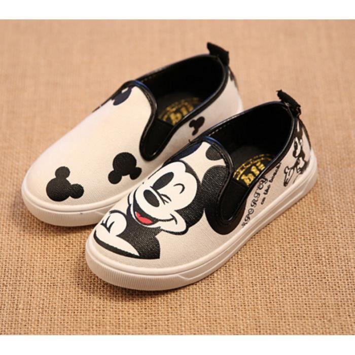 Mitch chaussures de toile de la souris..