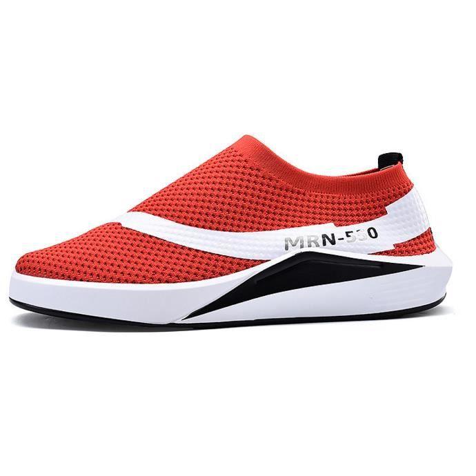 Haute qualité mode chaussures sport couples respirant chaussures de sport occasionnels B7VKQ5MwHe