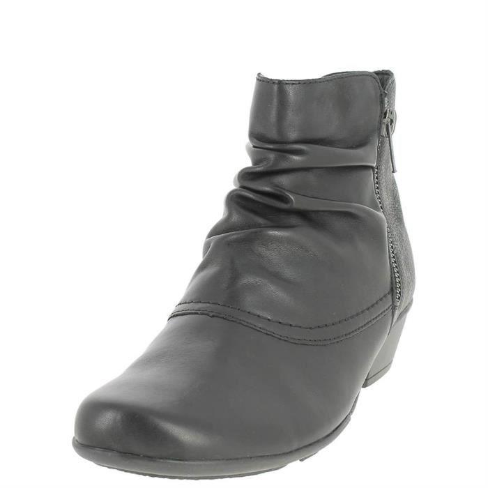 bottines / low boots d7382 femme remonte d7382