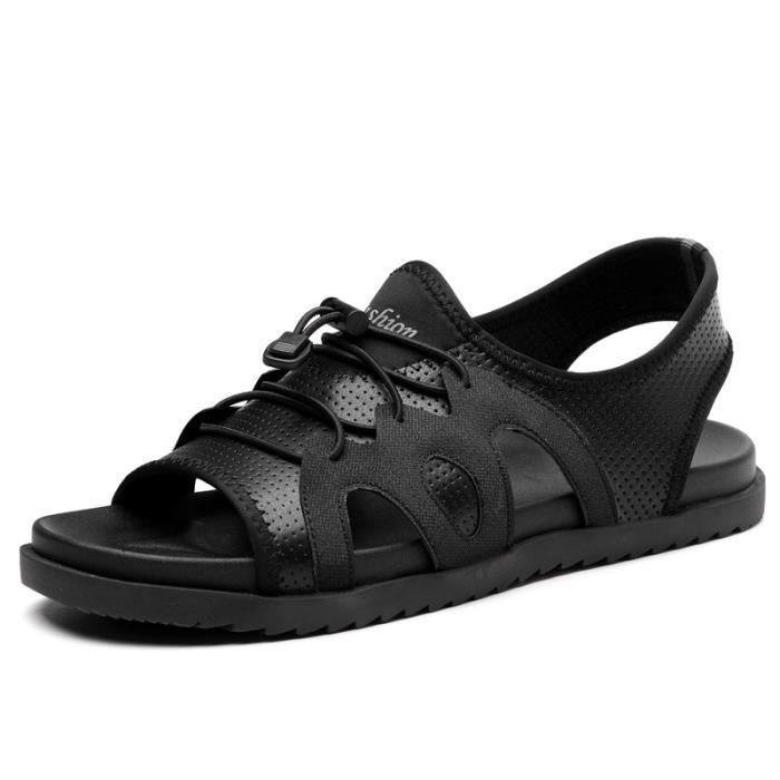 Homme Chaussures Noir 38 Chaussure Marche Sandales Bain Été Plage Vacances BCdrexoQWE