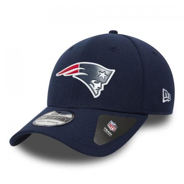 8648cc5cc6ee Casquette NFL New England Patriots New Era Stretch Logo Weld 39Fifty ...